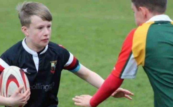 Expansion of mini and junior rugby image