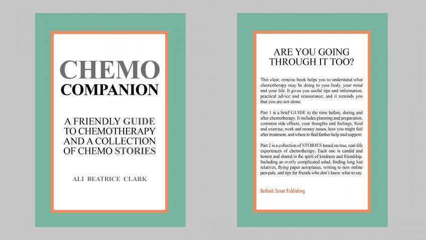 CHEMO COMPANION: A FRIENDLY GUIDE & SHORT STORIES