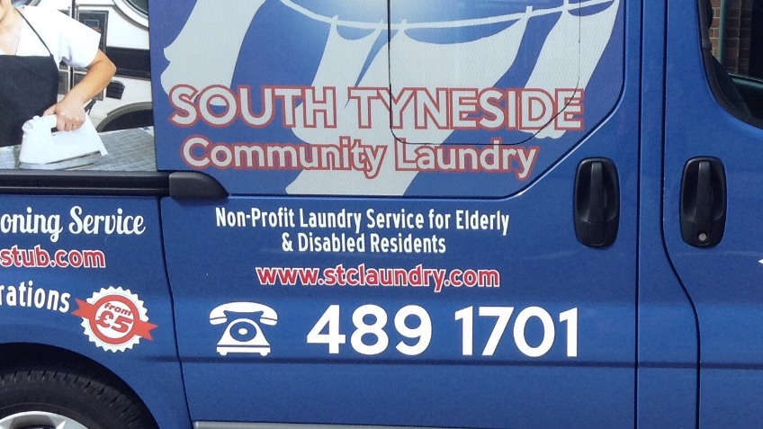 South Tyneside Community Laundry CIC