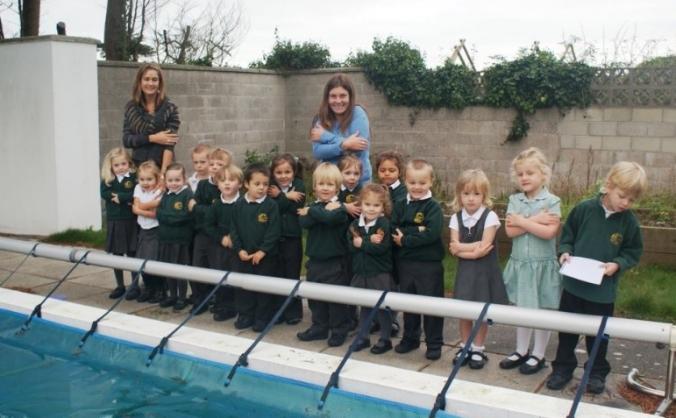 Perranporth community pool image