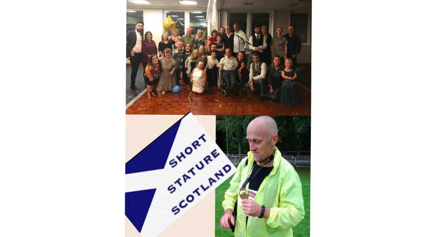 Short Stature Scotland - Alistairs UK Marathon Run