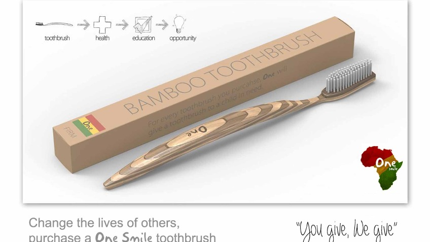 One Smile Toothbrush