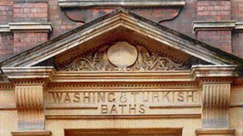 Blue Plaque for the GWR Medical Fund HQ & Baths, a Heritage ...