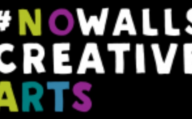 No walls creative arts image