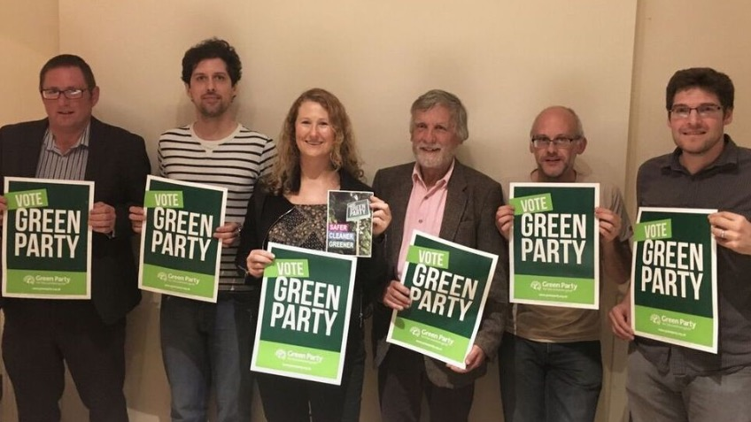 Northants Green Party - Elections 2017