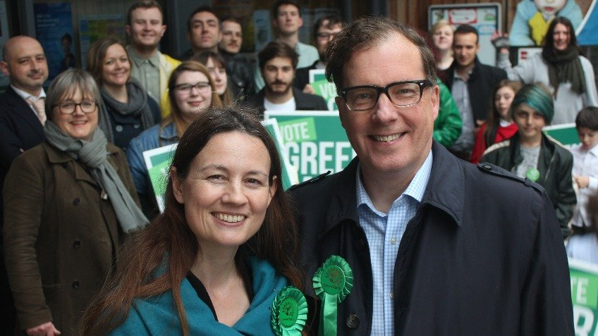 Green General Election campaign in Tower Hamlets!
