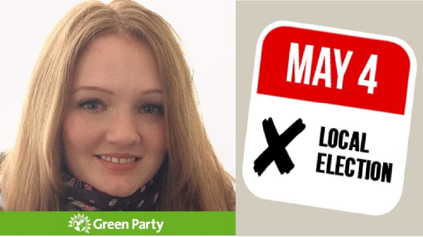 Amy Peabody Green Party for Biggleswade North