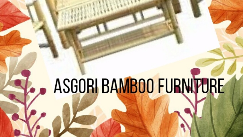 Asgori Bamboo Furniture