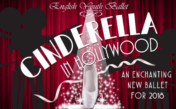 Cinderella in hollywood - a new ballet image