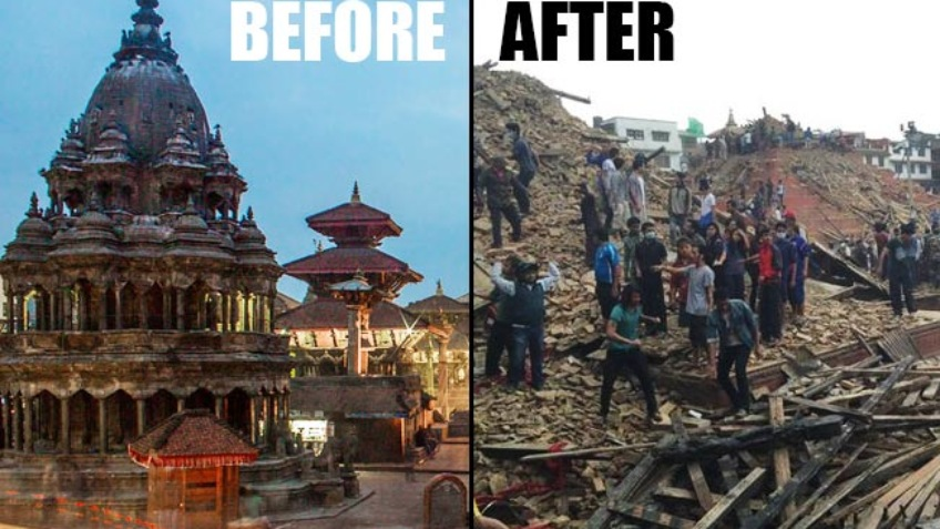 Help Nora to help Nepalese people