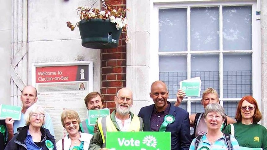 Tendring Green Party Election Deposit
