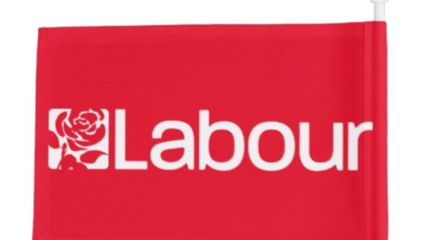 VOTE labour car flags  to give away