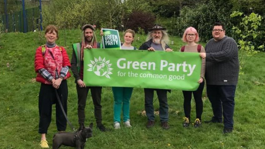 Green Party deposits 4 Burnley, Pendle +Rossendale