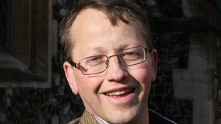 Luton South Candidate Marc Scheimann