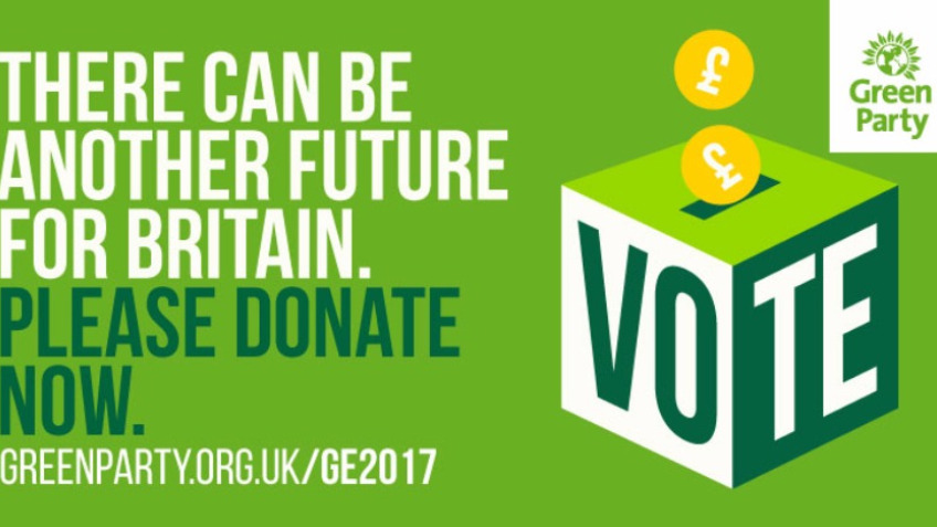 Fund Worthing & Adur Green Party election efforts
