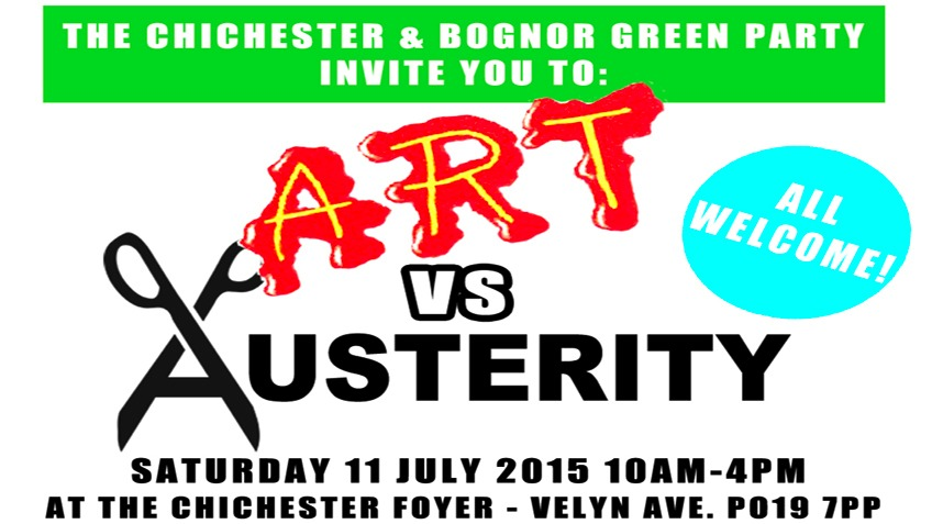 ART VS AUSTERITY