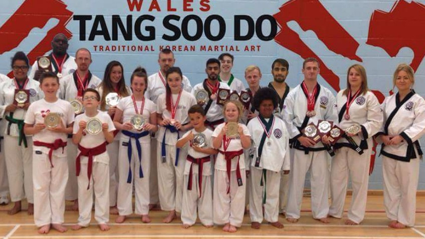 Tang Soo Do Community club equipment help