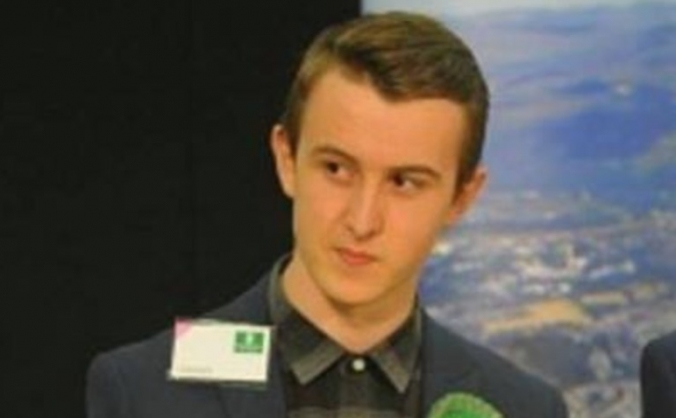 Elect josh pope as green mp for plymouth image