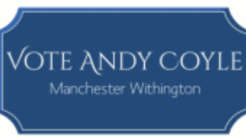 Andy Coyle for Manchester Withington