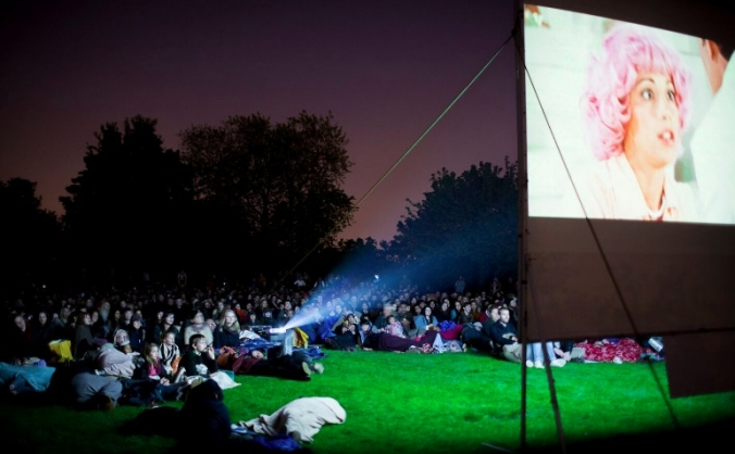 New cross and deptford free film festival 2018 image