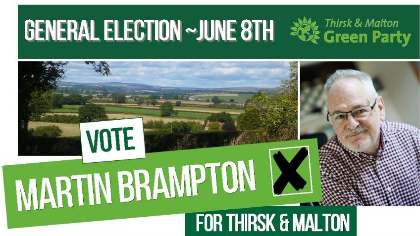 Thirsk & Malton Green Party Election campaign