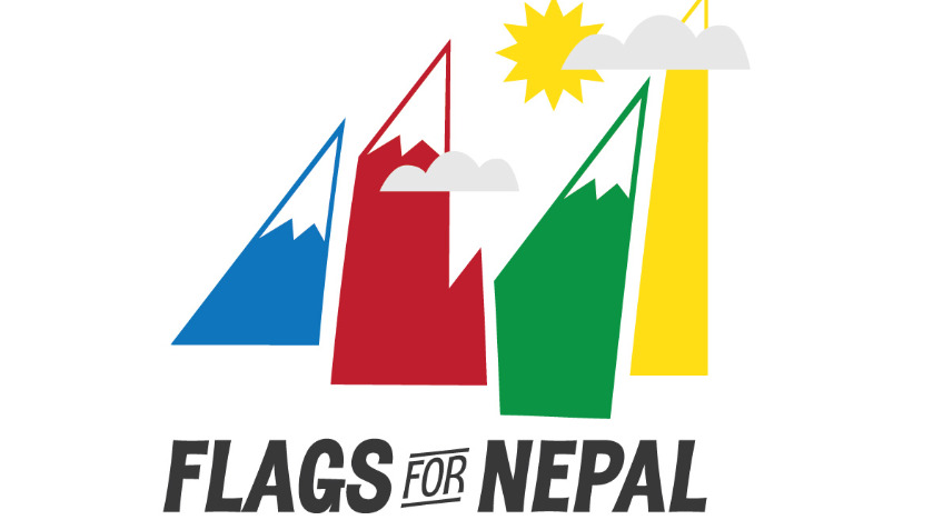 Flags For Nepal