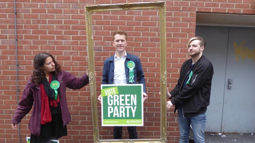 Rutland & Melton Green Party Election Fund 2017