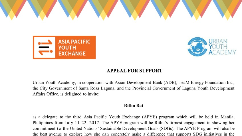 Asia youth pacific exchange