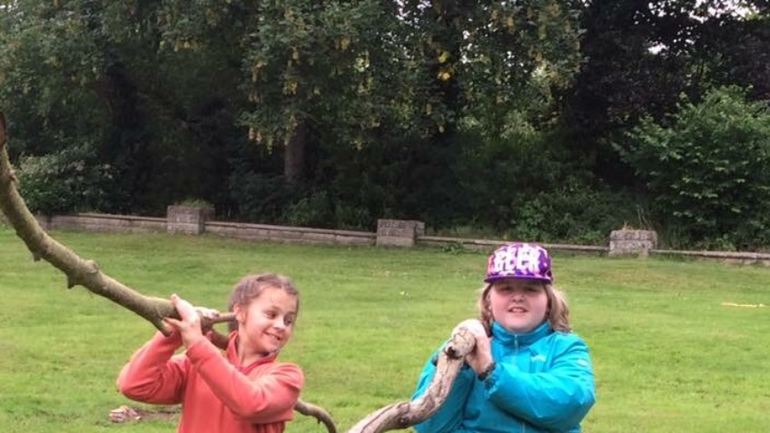 4th Poplar scouts go to Kanderstag