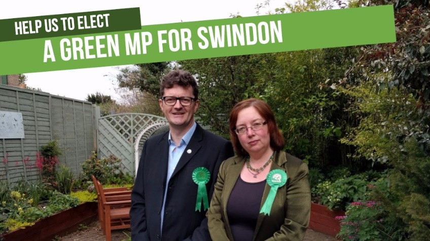 Swindon Green Party Fighting Fund