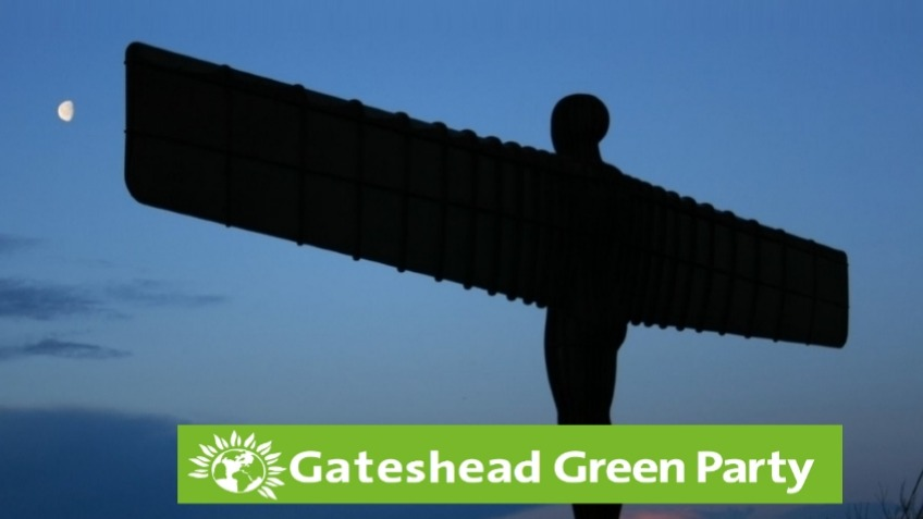 Gateshead Green Party Election Appeal 2017