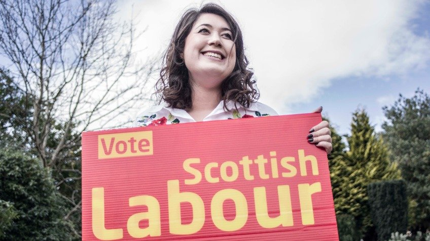 Rhea Wolfson- Labour for Livingston