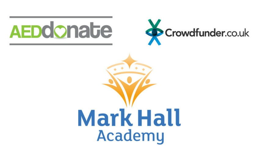 AED for Mark Hall Academy