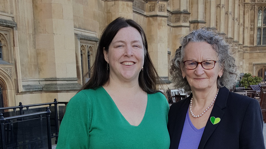 Green MPs for North Herts and Stevenage