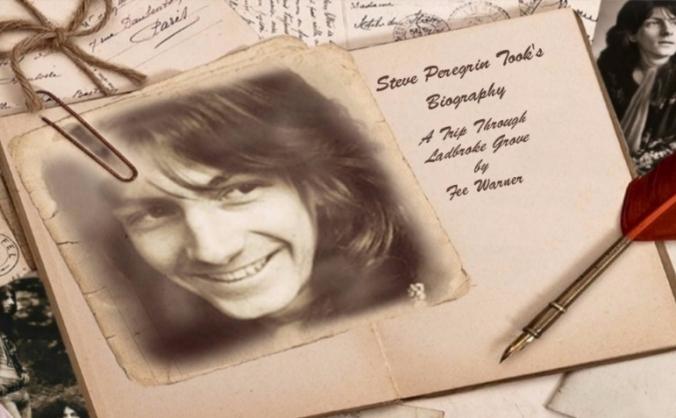 Steve peregrin took biography image