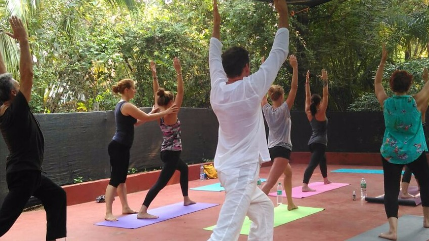 First Holistic Yoga and Meditation Centre