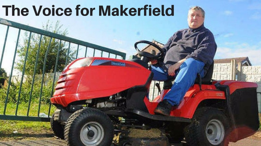 Bob Brierley Makerfield Political Candidate