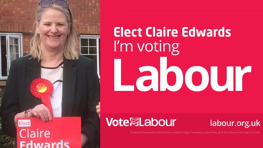 Claire EDWARDS for RUGBY MP June 8 2017