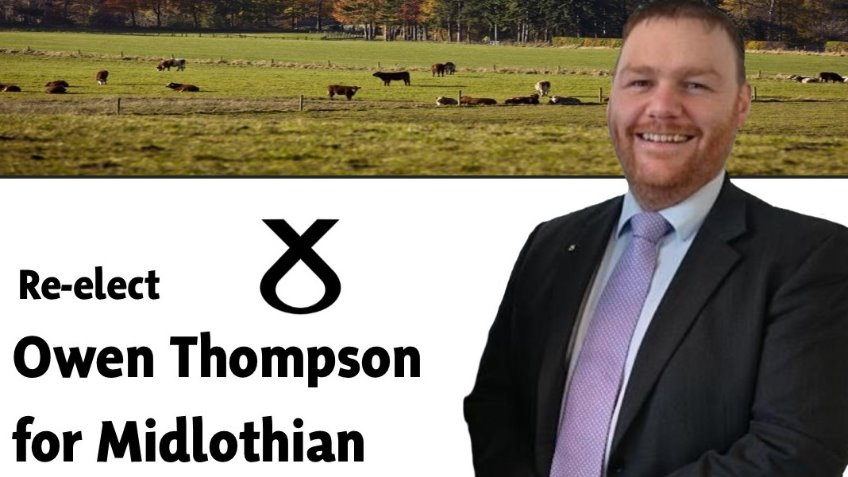 Re-elect Owen Thompson for Midlothian