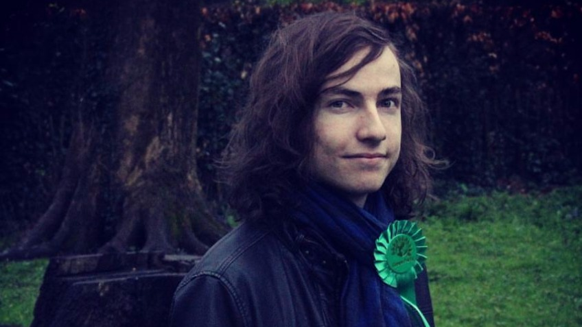 Cardiff Central Green Party Candidate Fundraising