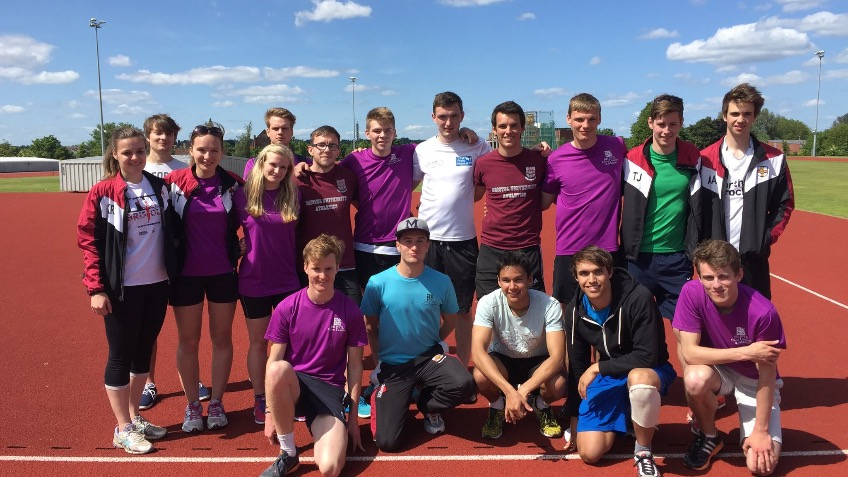 Help Bristol Uni Athletes go to BUCS!