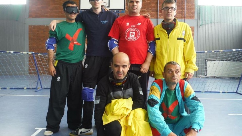 Kosovo Sports Relief - Goalball