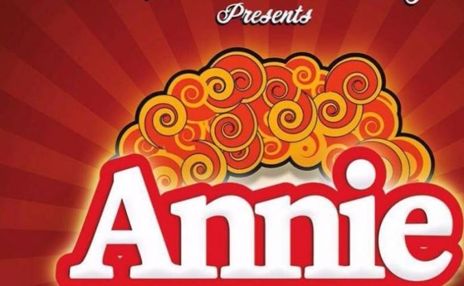 Annie the musical ...2017 image