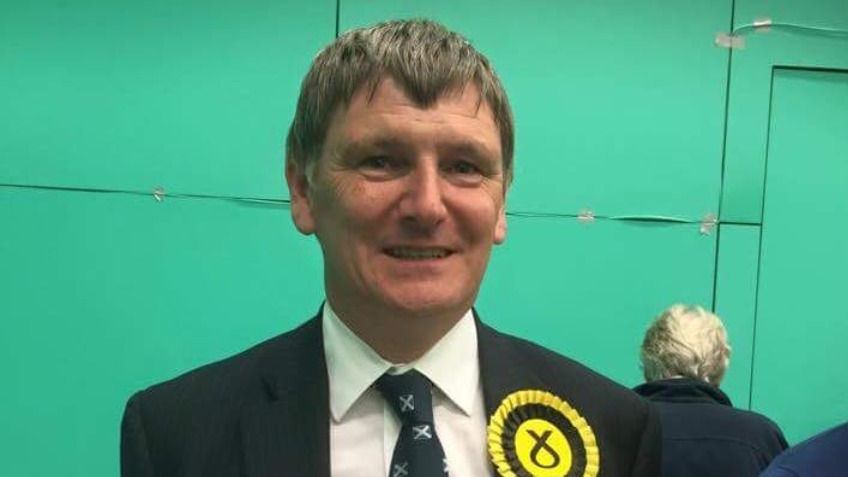 Help to Re-elect Peter Grant as your SNP MP