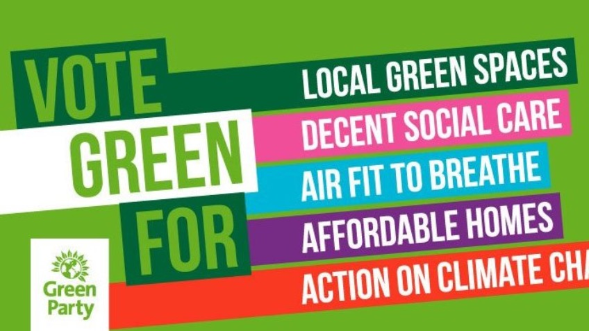 Telford & Wrekin Green Party General Election Fund