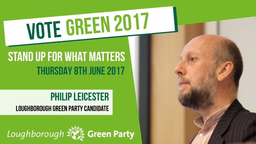 Loughborough Elections Green Party 2017
