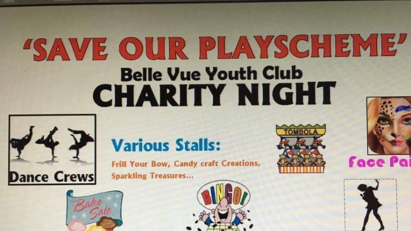 Save our playscheme at Belle Vue Community Centre