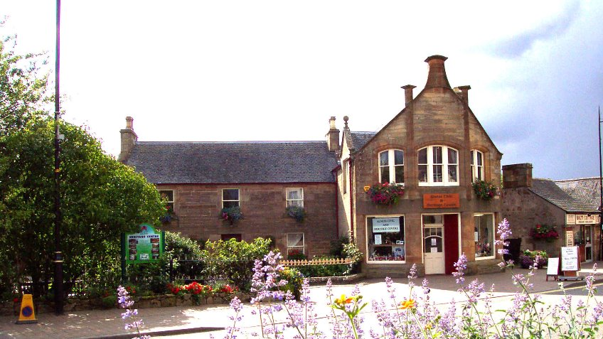 Save Alness Heritage Centre