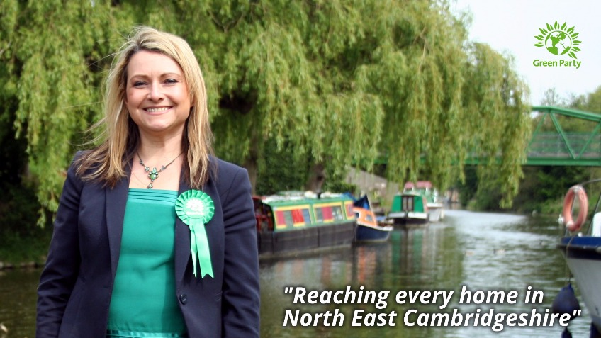 Green Party Election Communication NE Cambs
