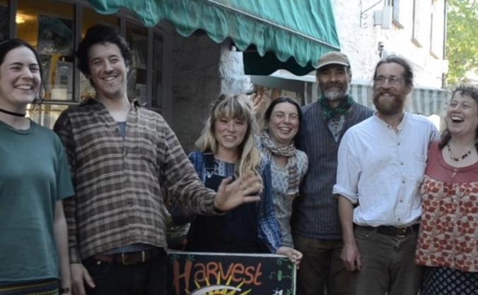 Harvest workers' co-op image